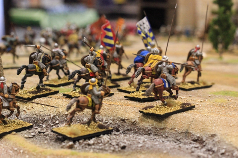 Free Rules – Knights and Knaves – Musket, sword and paint