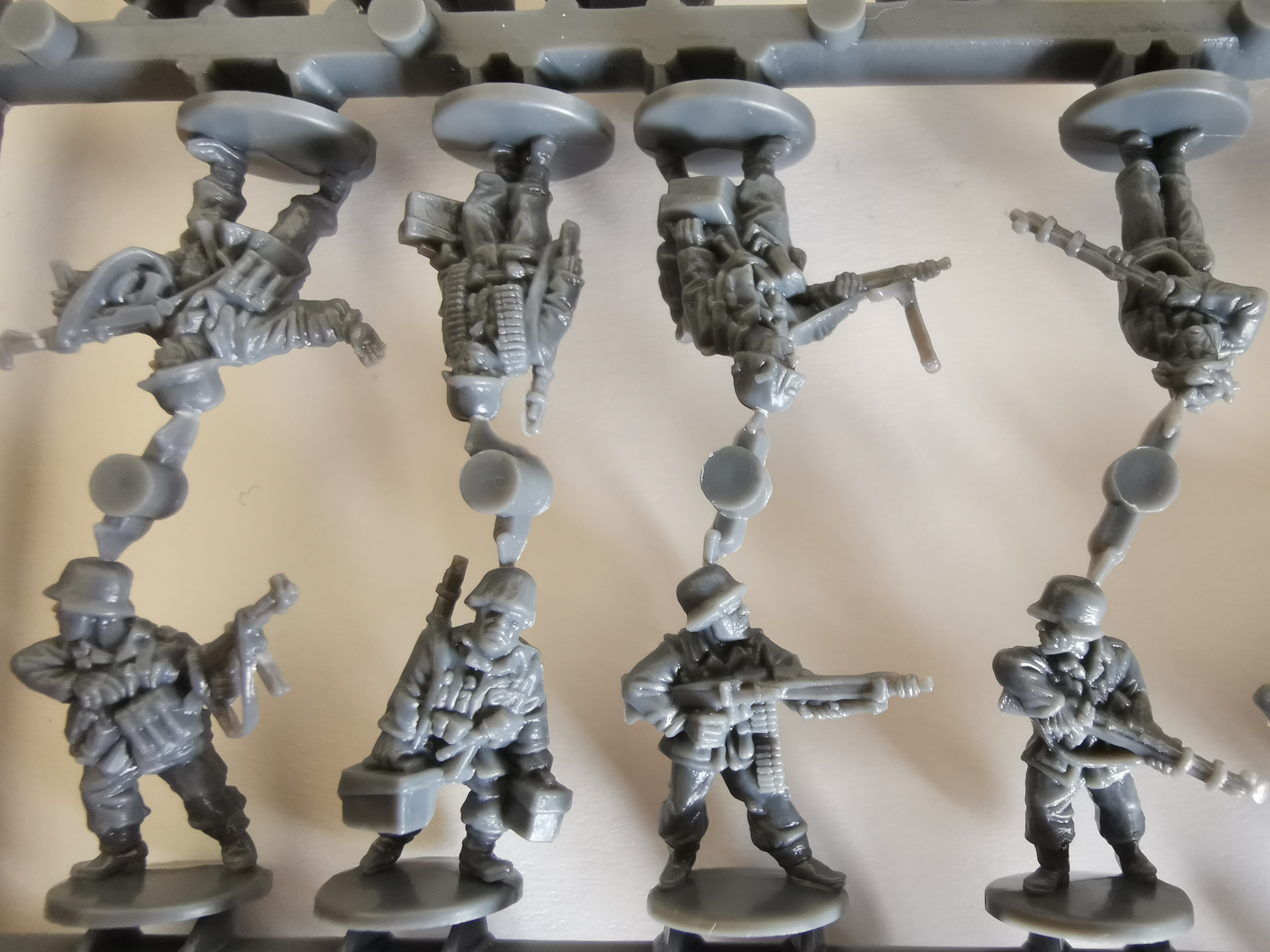 Flames of War Hit the Beach parts